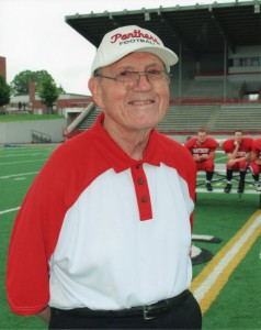 Gilbertson a difference-maker for Panthers, even in his 80s